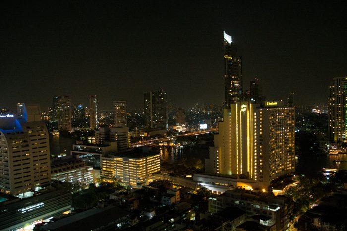 Bangkok at night 1 - Thailand
