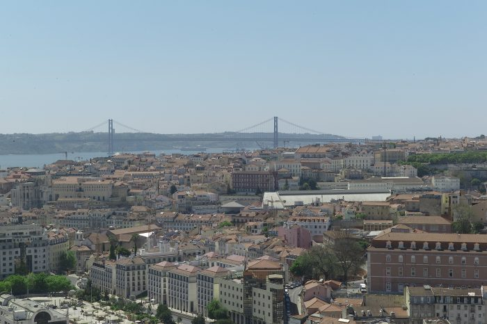 Lisbon in the day - Portugal