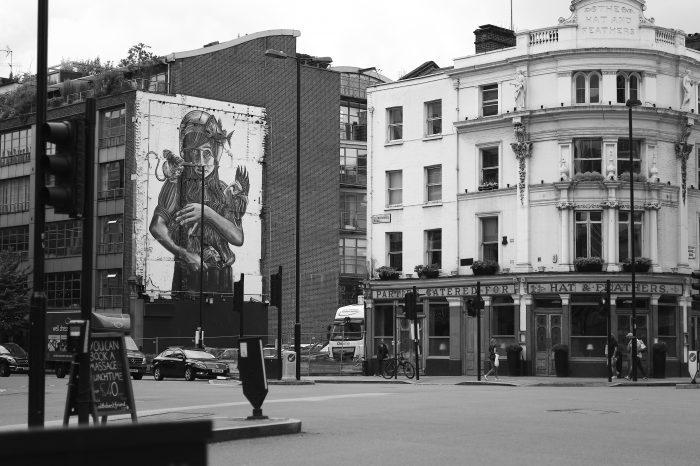 Street view - London, England